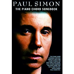 Music Sales Paul Simon - The Piano Chord Songbook (14041702)