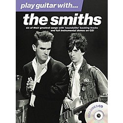Music Sales Play Guitar With The Smiths Book/CD (14037811)