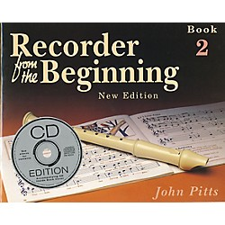 Music Sales Recorder From the Beginning: Book and CD 2 (14027187)