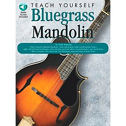 Music Sales Teach Yourself Bluegrass Mandolin (Book/CD) (14032915)