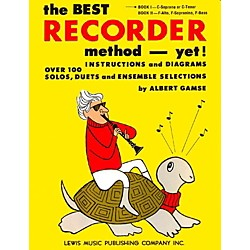 Music Sales The Best Recorder Method Yet Book 1 Soprano (510255)