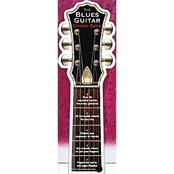 Music Sales The Blues Guitar Chord Deck (14004677)