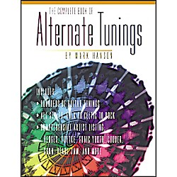 Music Sales The Complete Book of Alternate Tunings (Book) (14007275)