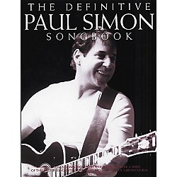 Music Sales The Definitive Paul Simon Piano, Vocal, Guitar Songbook (14033234)