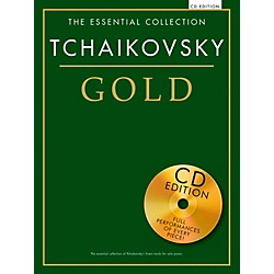 Music Sales The Essential Collection - Tchaikovsky Gold (Book/CD Edition) (14042351)
