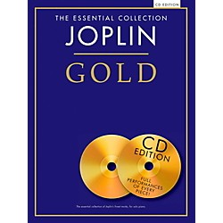 Music Sales The Essential Collection Joplin Gold Book/CD (14042307)