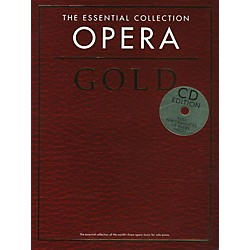 Music Sales The Essential Collection Opera Gold Book/2CD (14042788)