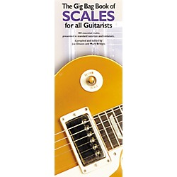 Music Sales The Gig Bag Of Scales For All Guitarists Book (14028884)