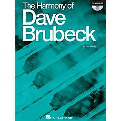Music Sales The Harmony Of Dave Brubeck Book/CD (14041805)