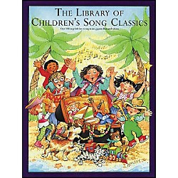 Music Sales The Library Of Children's Song Classics (14019020)