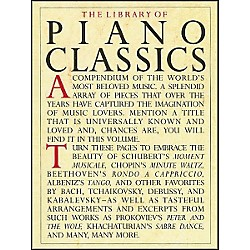 Music Sales The Library Of Piano Classics (14019046)