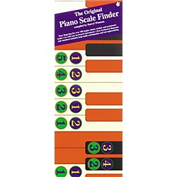 Music Sales The Original Piano Scale Finder (Book) (14033335)