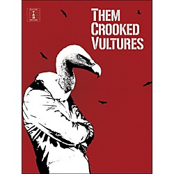Music Sales Them Crooked Vultures - Guitar Tab Edition (14037603)