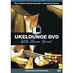 Music Sales Ukelounge DVD With Steven Sproat - Instructional Ukulele DVD (14037654)