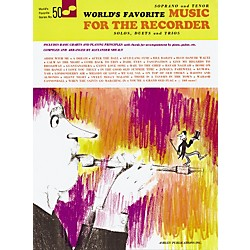 Music Sales World's Favorite Music for the Recorder (510050)