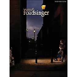 Music Sales Yusuf Islam - Roadsinger (To Warm You Through The Night) arranged for piano, vocal, and guitar (P/V/ (14009211)