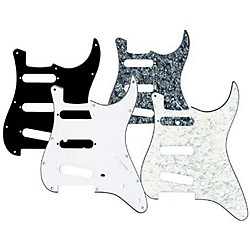 Musician's Gear 3 Single-Coil Pickguard (PG-372-B 3-PLY)