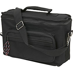 Musician's Gear 4-Space Microphone Bag (MF-M4)