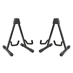 Musician's Gear A-Frame Acoustic Guitar Stand 2-Pack (MGAFrame2-PK)