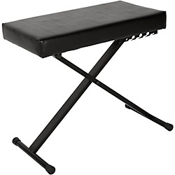 Musician's Gear Deluxe Keyboard Bench (KS-515-MG)