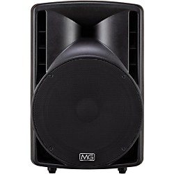 "Musician's Gear MG115A 200W 15"" 2-way multi-purpose powered speaker (MG115A)"