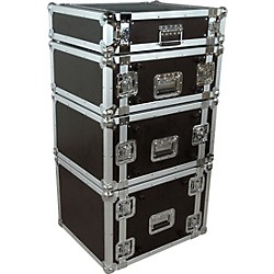 Musician's Gear Rack Flight Case (2UADE)