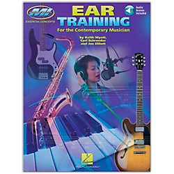 Musicians Institute Ear Training for All Musicians (Book and 2-CD Set) (695198)