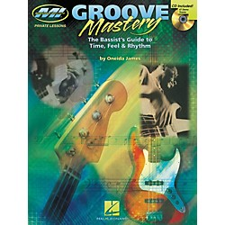 Musicians Institute Groove Mastery (Book and CD Package) (695771)