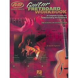 Musicians Institute Guitar Fretboard Workbook Book (695712)