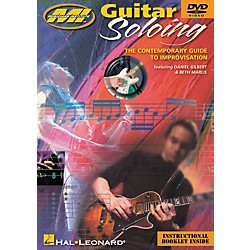 Musicians Institute Guitar Soloing - The Contemporary Guide to Improvisation (DVD) (695907)