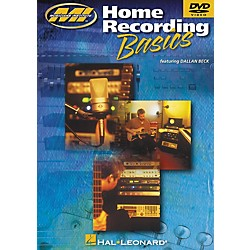 Musicians Institute Home Recording Basics (DVD) (695911)