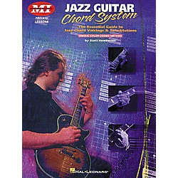 Musicians Institute Jazz Guitar Chord System Book (695291)