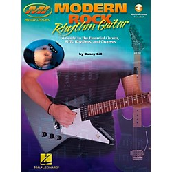 Musicians Institute Modern Rock Rhythm Guitar (Book/CD) (695682)
