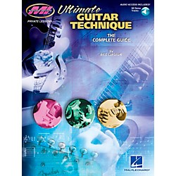 Musicians Institute Ultimate Guitar Technique Book with CD (695863)