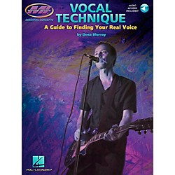Musicians Institute Vocal Technique (Book/CD) (695427)