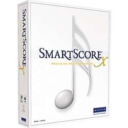 Musitek SmartScore X Educator Version Precision Music Scanning Software (MT-SS-H-Ed)