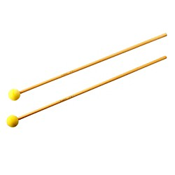 Musser M211 Soft Yellow Marimba Mallets (M211)