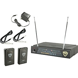 Nady ENCORE DUET GT Guitar Wireless System (USED004000 3001-93)
