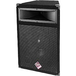 "Nady PTS515 12"" 400 Watt 2-Way Trapezoid Speaker Cabinet (USED004000 PTS515)"