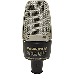 Nady SCM 960 Studio Condenser Microphone (USED004000 10217-53)