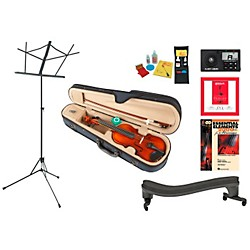 Nagoya Suzuki Model 220 Beginner Student 1/4 Violin Bundle (220VN14-123 Kit)