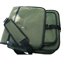"Namba Gear Shaka Laptop Messenger 15"" (SLM-GN)"