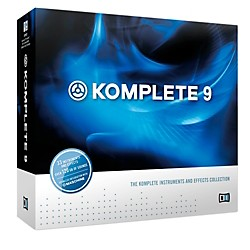 Native Instruments KOMPLETE 9 (22322)