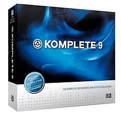 Native Instruments Komplete 9 CRG (22365)