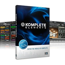 Native Instruments Komplete Elements Software (21085)