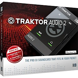 Native Instruments Traktor Audio 2 MK2 (USED004000 22470)