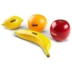 Nino 4-Piece Botany Shaker Fruit Assortment (NINOSET100)