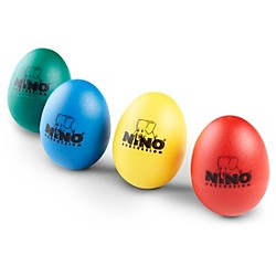 Nino 4-Piece Egg Shaker Assortment (NINOSET540)