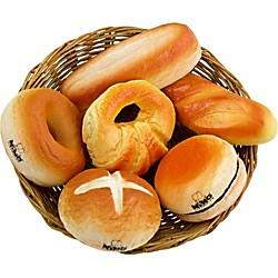 Nino Baker's Shaker 6 Piece Bread Assortment (NINOSET102)