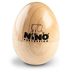 Nino Wood Egg Shaker (NINO563)